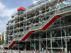 Pompidou Centre - Paris