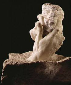 Hand of God by Rodin