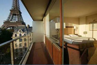 Hilton Hotel in Paris, France