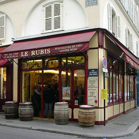 Best wine bars in paris france - Cuisine et confidences place du marche saint honore ...