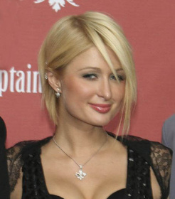 paris <b>hilton</b>, the girl!