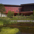 <p>Quai Branly Museum in Paris</p>