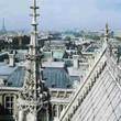 <p>Spire of La Sainte Chapelle - Paris</p>