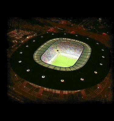 Stade de france in paris - Stade francais porte de saint cloud ...