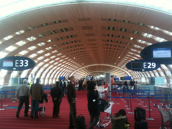 Cafes Near Charles De Gaulle Airport