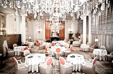 Haute Cuisine restaurants in Paris