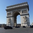 <p>Arc de Triomphe - Paris</p>