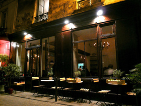 Frenchie restaurant in paris france for Restaurant cuisine francaise paris