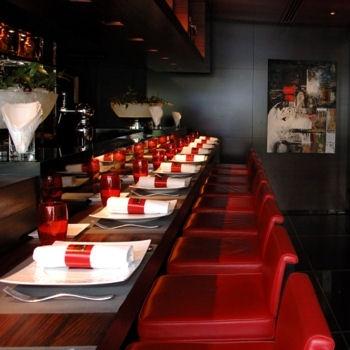 L 39 atelier de jo l robuchon in paris restaurant l 39 atelier de jo l robuchon - Restaurant cuisine francaise paris ...