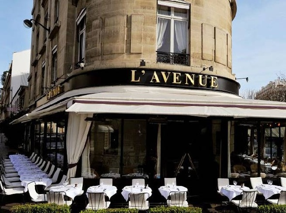 L 39 avenue restaurant in paris avenue montaigne for Restaurant cuisine francaise paris