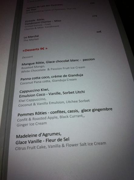 kgb kitchen galerie bis restaurant in paris france