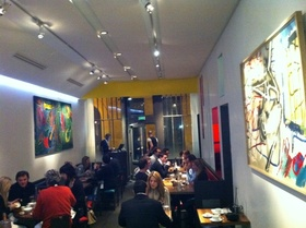Restaurant Kitchen Gallery Paris kgb - kitchen galerie bis restaurant in paris, france