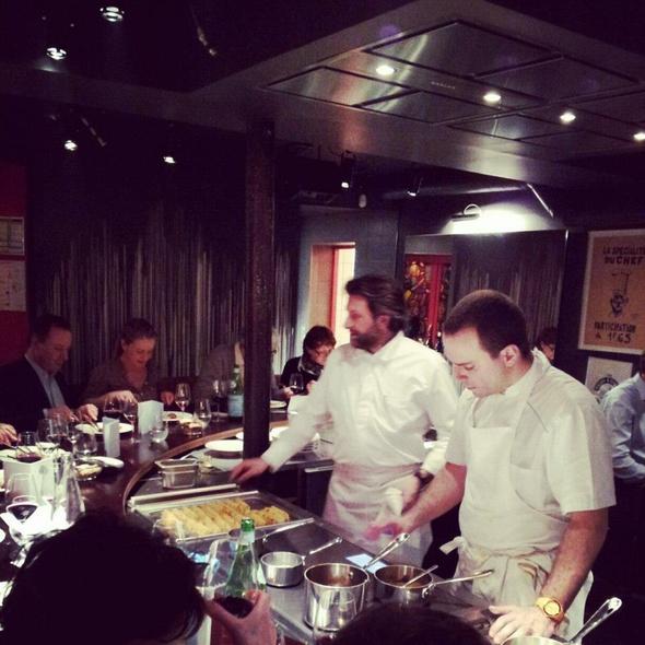 Table Ronde Restaurant In Paris