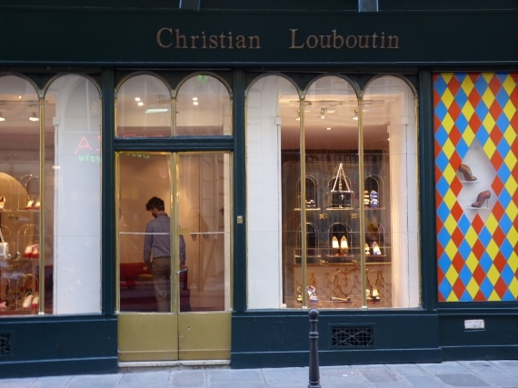christian louboutin paris flagship store address