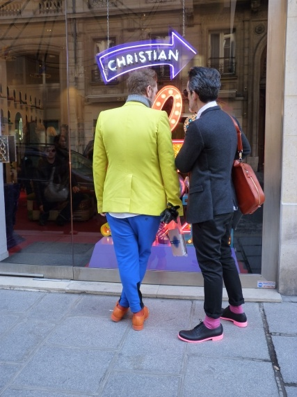 boutique louboutin paris saint honoré