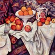 <p><b>Orsay Museum:</b> Apples and Oranges,  Paul Cézanne</p>