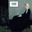 <p><b>Orsay Museum:</b> Whistler's Mother, a portrait of the artists mother,James McNeill Whistler</p>