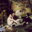 <p><b>Orsay Museum:</b> Luncheon on the Grass, Edouard Manet</p>