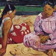 <p><b>Orsay Museum:</b> Tahitian Women on the Beach, Paul Gauguin</p>