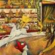 <p><b>Orsay Museum:</b> The Circus, Georges Seurat</p>