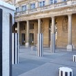 <p><b>The Palais-Royal</b>, Paris: <i>Buren</i>'s Columns</p>