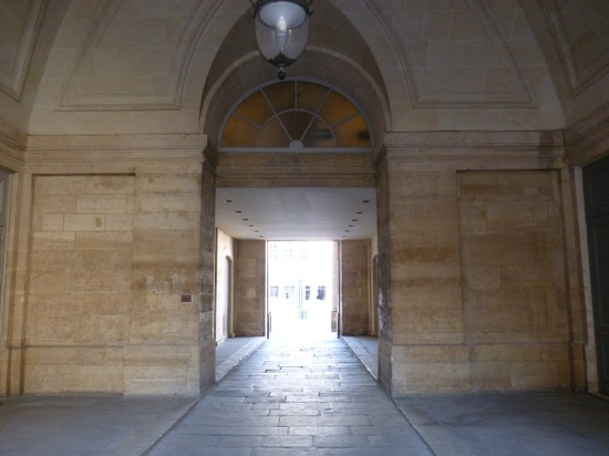 The Palais-Royal, Paris