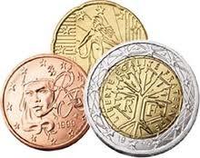 Paris euro money tourism home paris paris for Plante 1 euro paris