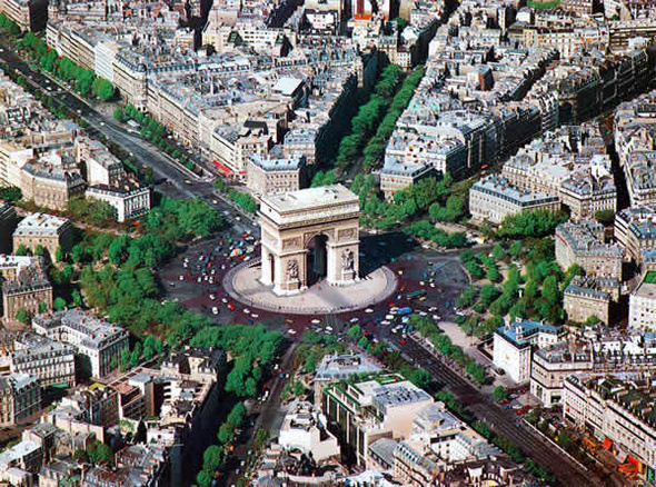 heretic rebel a thing to flout french inaugurate the arc de triomphe 22 years after honoree s. Black Bedroom Furniture Sets. Home Design Ideas
