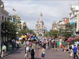 Disneyland Paris - Main Street
