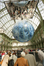 The Grand Palais - Paris