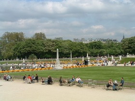 Luxembourg Gardens in Paris - Jardin du Luxembourg in Paris