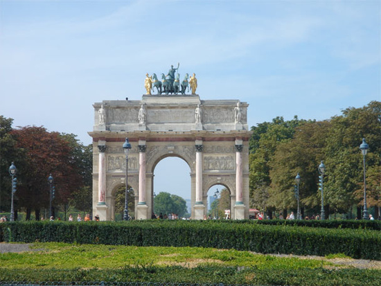 Jardins tuileries paris jardins des tuileries for Les jardins de villa paris