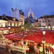 <p>Place du Tertre - Paris</p>
