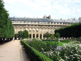 Royal Palace - Paris