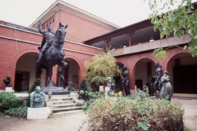 Bourdelle Museum in Paris