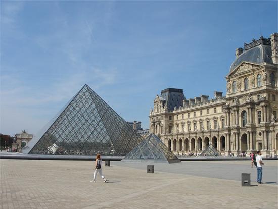 Musee Louvre Paris Louvre Museums Paris Landmarks