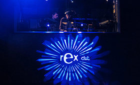 Rex club Paris