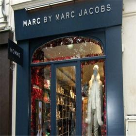 Marc Jacobs shop in Paris, France