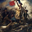 <p><b>Louvre Museum:</b> Liberty leading the People, Eugène Delacroix</p>