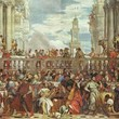 <p><b>Louvre Museum: </b>The Wedding Feast of Cana, Paolo Veronese</p>
