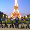 Paris City Segway Night Tour