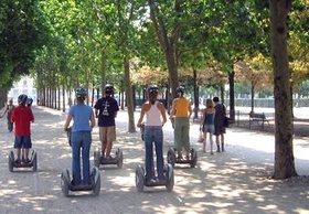 Bike tour and Segway tours in Paris