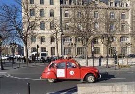 Paris Private Citroen 2CV Tour